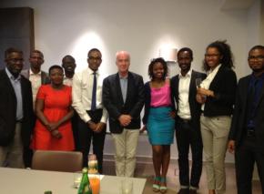 Rencontr'Afrique avec Stéphane Brabant