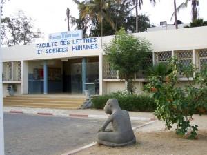 Fac des lettres Dakar