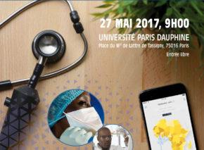 Conférence annuelle 2017 : les nouveaux défis de la santé en Afrique,quel rôle pour le numérique ?