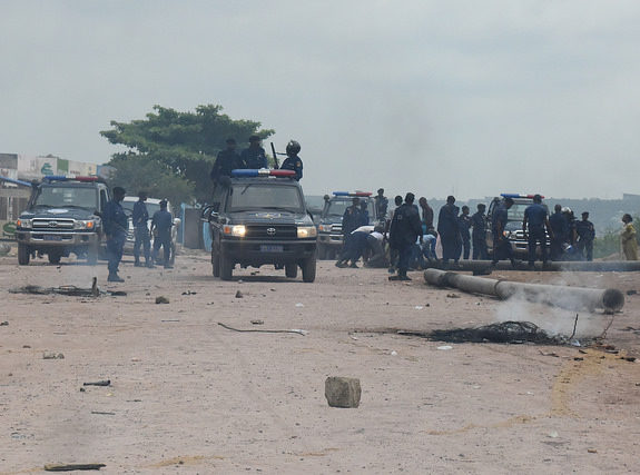 2018 en RDC, les violences et les craintes