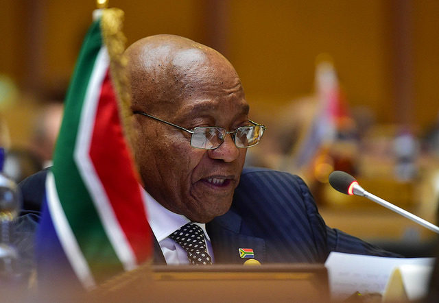 Le déclin de Jacob ZUMA ou la suprématie du régime parlementaire sud-africain ?