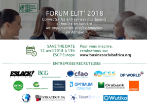 12 avril : Forum Elit' Paris – ABC