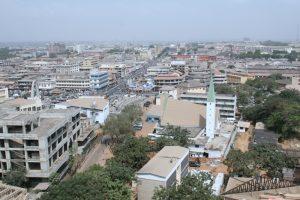 Les villes africaines, trace de modernité...