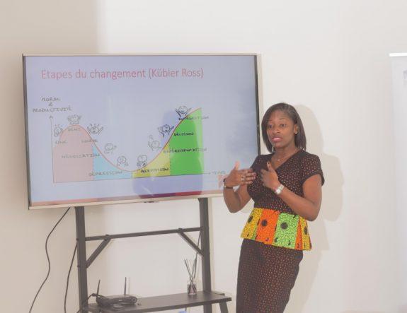 Entretien avecLynda Aphing-kouassi Directrice Générale du Cabinet International KAIZENE