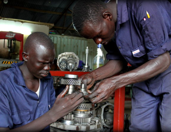 Réformer l'enseignement technique et la formation professionnelle pour l'employabilité des jeunes en Afrique